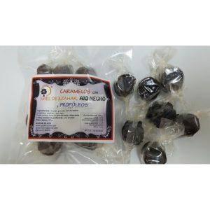 Caramelos de Ajo Negro y Propóleos