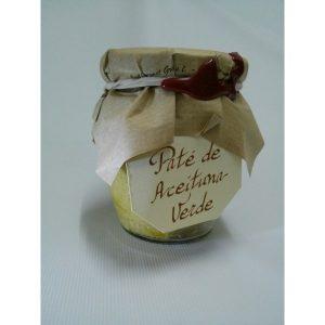 Paté de Aceituna Verde 200 g.