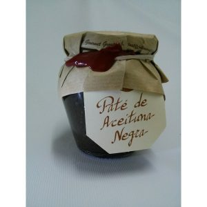 Paté de Aceituna Negra 200 g